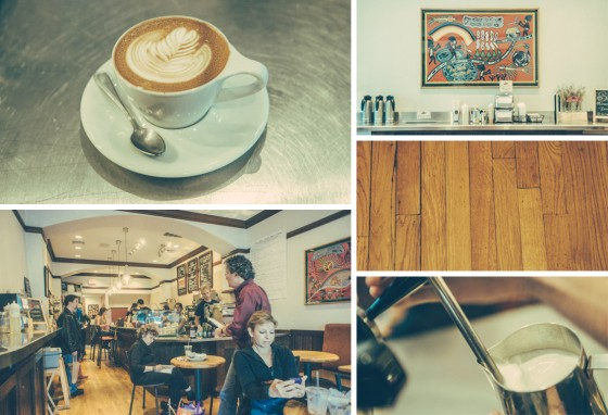 GeorgeHowellCafe Collage